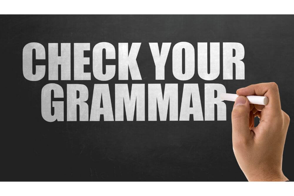 Grammar Checkers for Online Businesses