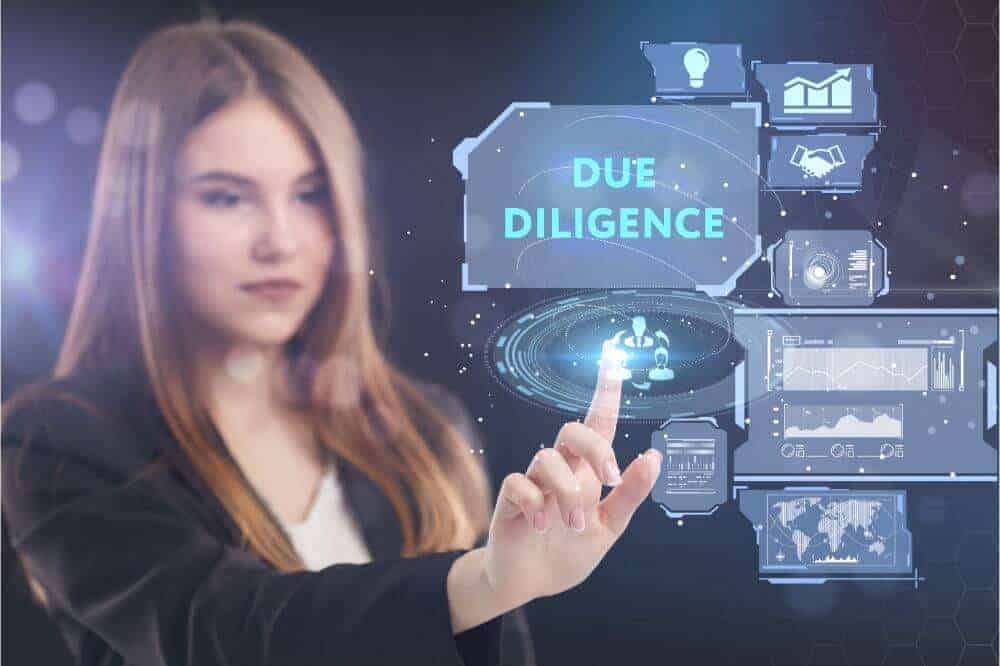 How to Do Due Diligence When Buying a Website