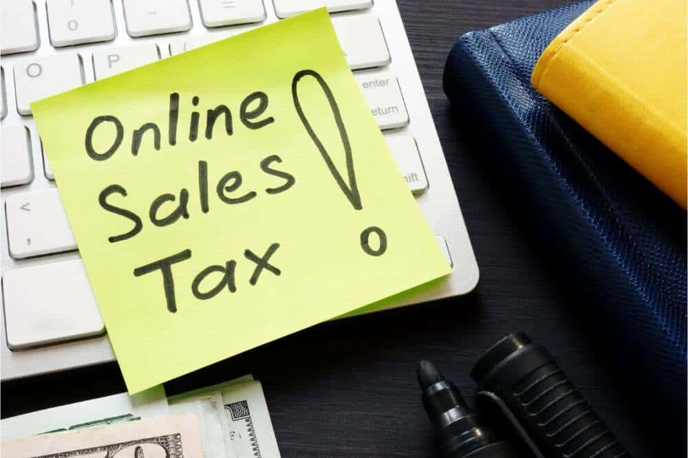 How Does E-Commerce Sales Tax Work?